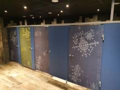 Les nouveaux sanitaires du Parc Walibi Rhône-Alpes